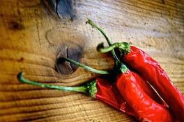 auch Chilis haben Heilwirkung